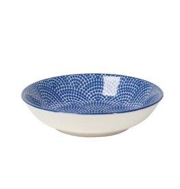 Now Designs 5069002 Dip Bowl Blue Waves