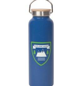 Now Designs Roam Water Bottle Explore More