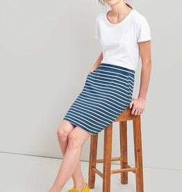 Joules Joules Portia Print Blue Stripe Spring 2019