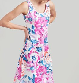 Joules Joules Gabriella Cream Floral Spring 2019