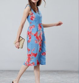 Joules Joules Lisia Blue Floral Spring 2019