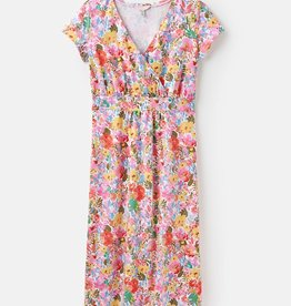 Joules Joules Jude White Floral Meadow Spring 2019