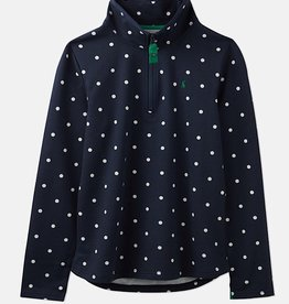 Joules Joules Fairdale Print Navy Spot Spring 2019