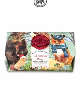 SOAL331 Christmas Party Large Bath Soap Bar