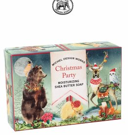 Christmas Party 4.5 OZ. Boxed Soap