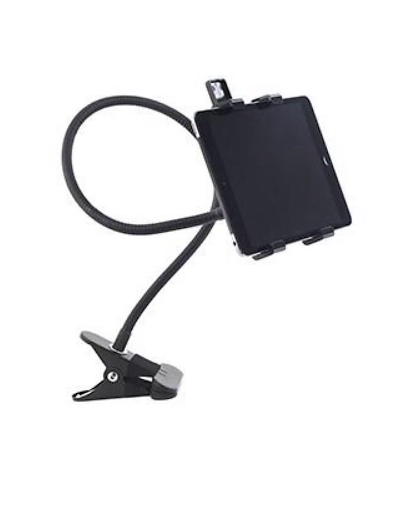 Kikkerland Us85 Flexible Gooseneck Tablet Holder A