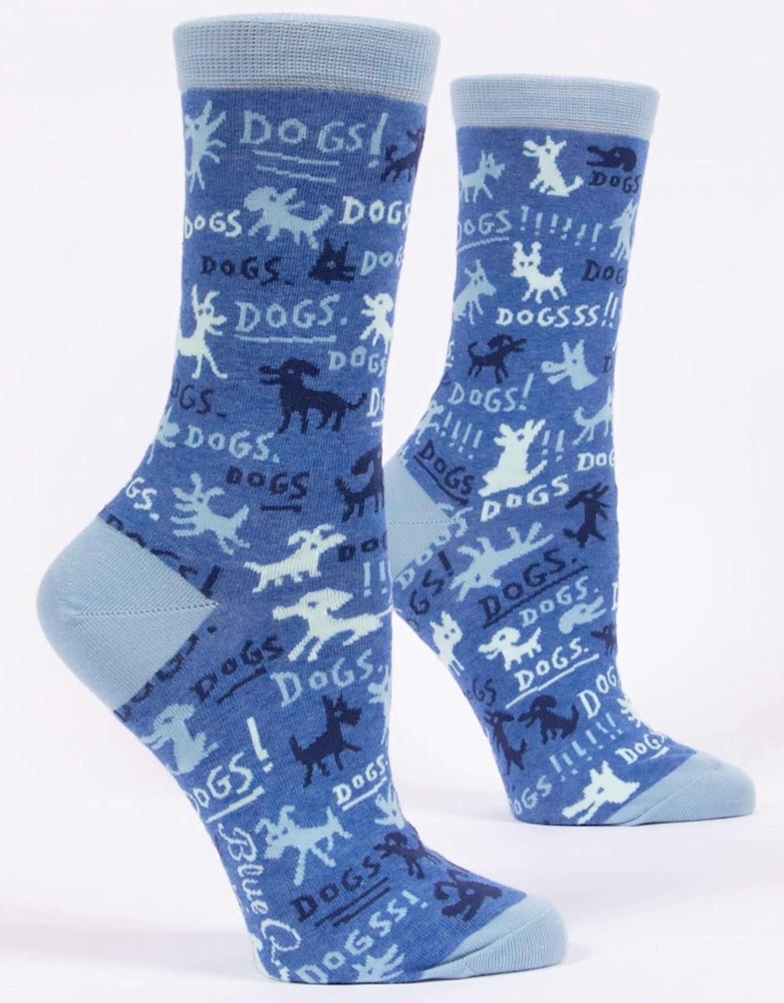 Blue Q BLUE Q Crew Socks Women p.3