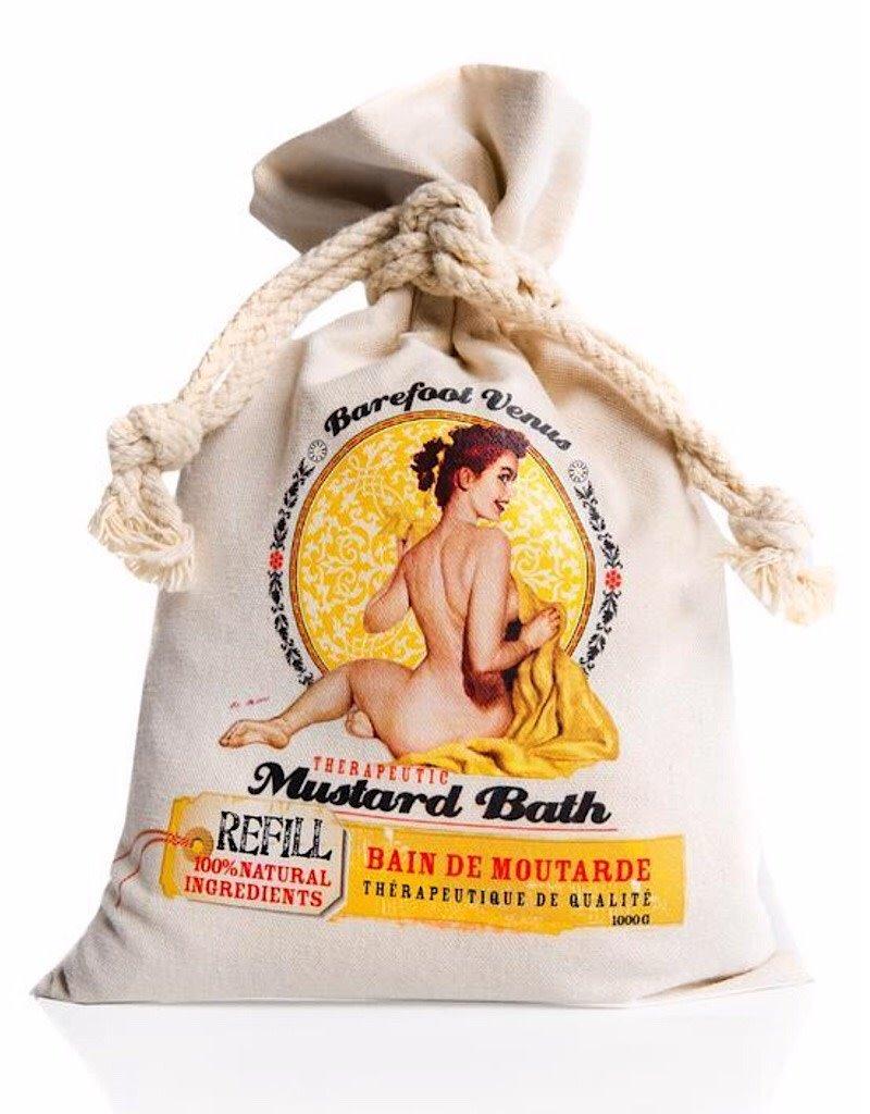 Barefoot Venus Barefoot Venus Refill Bath Soak 1KG