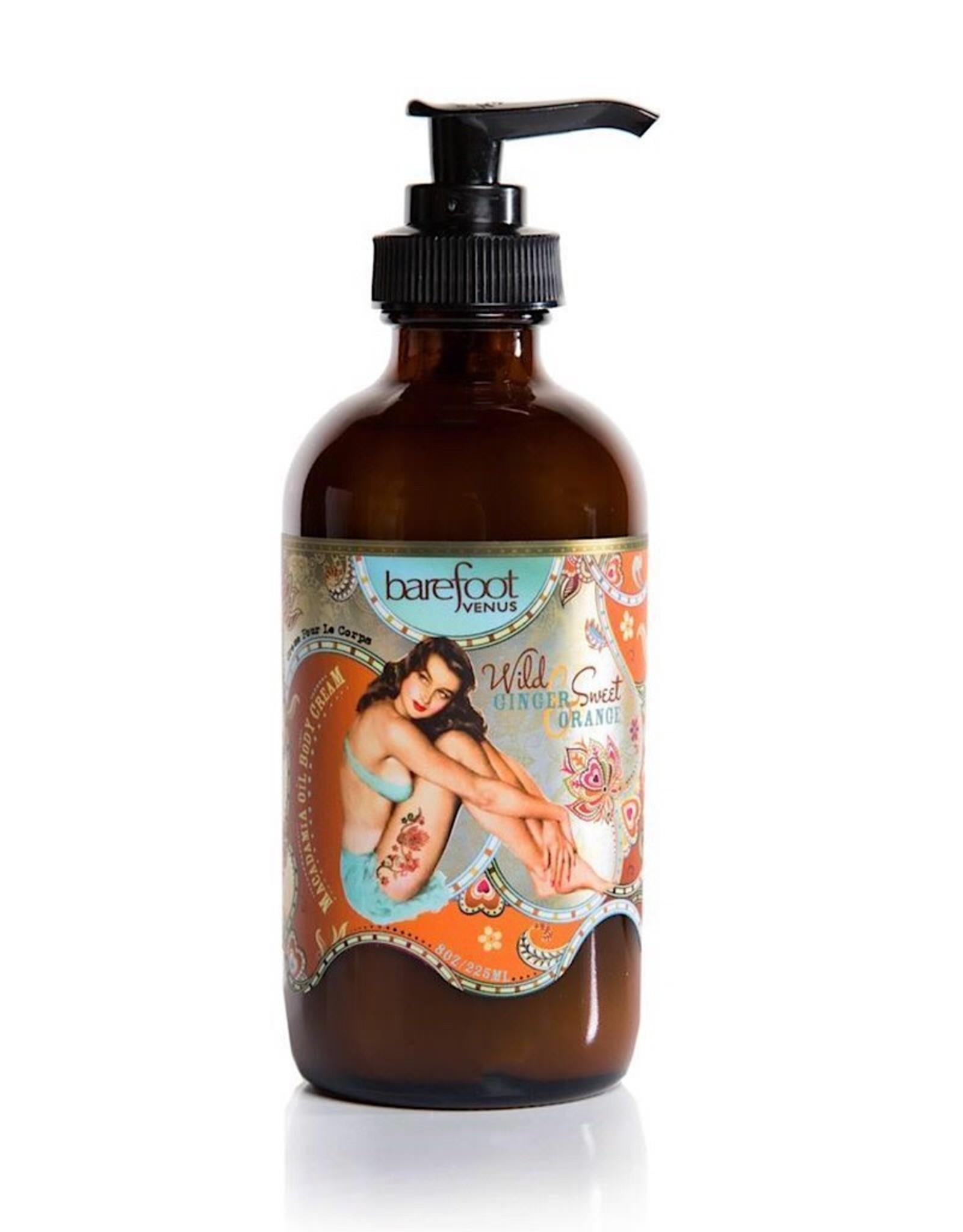 Barefoot Venus Barefoot Venus Macadamia Body Cream