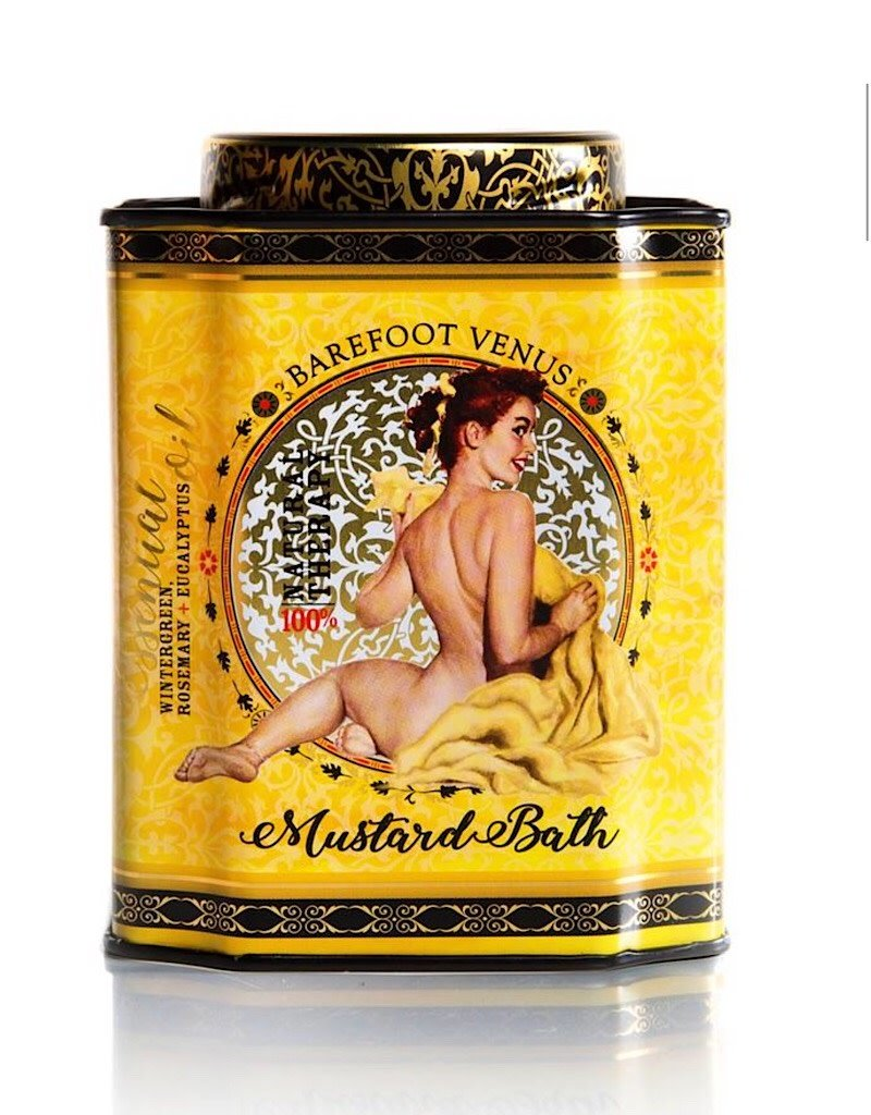 Barefoot Venus Barefoot Venus Therapy Bath Tin