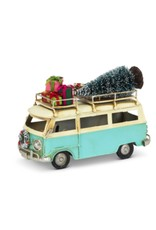 27-GRANDPRIX-505 Md Micro Bus With Tree & Gifts