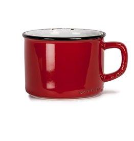 Enamel Mug Capuccino