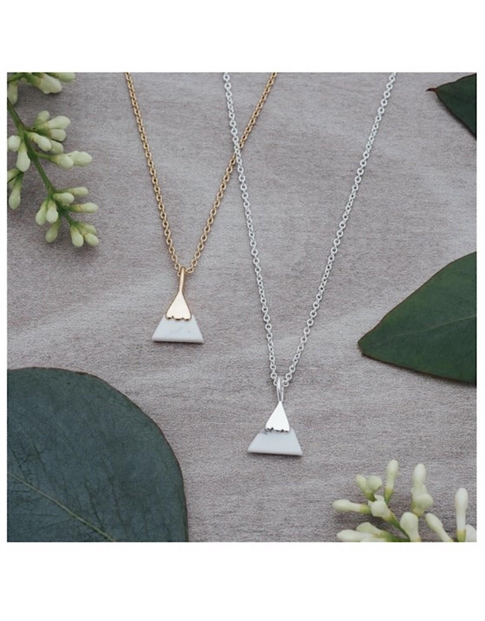 Glee Peak Necklace