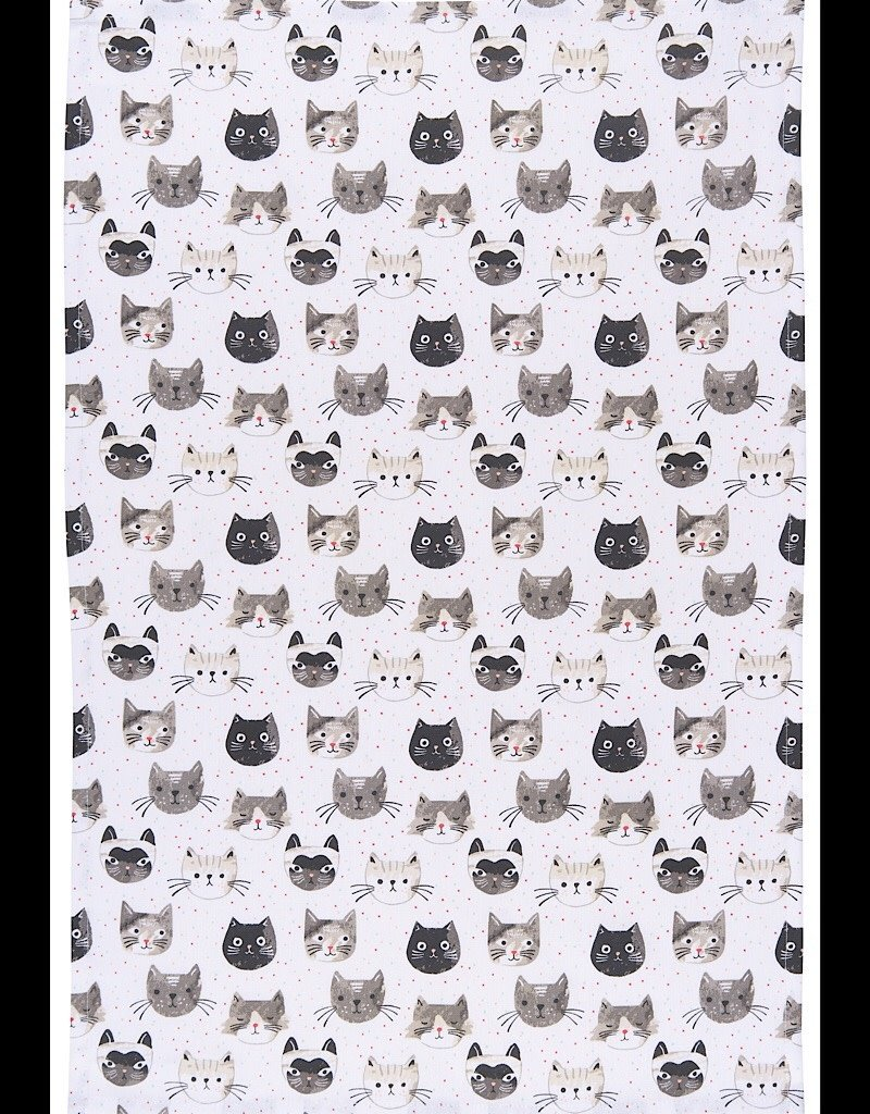 Cats Meow Dishtowel