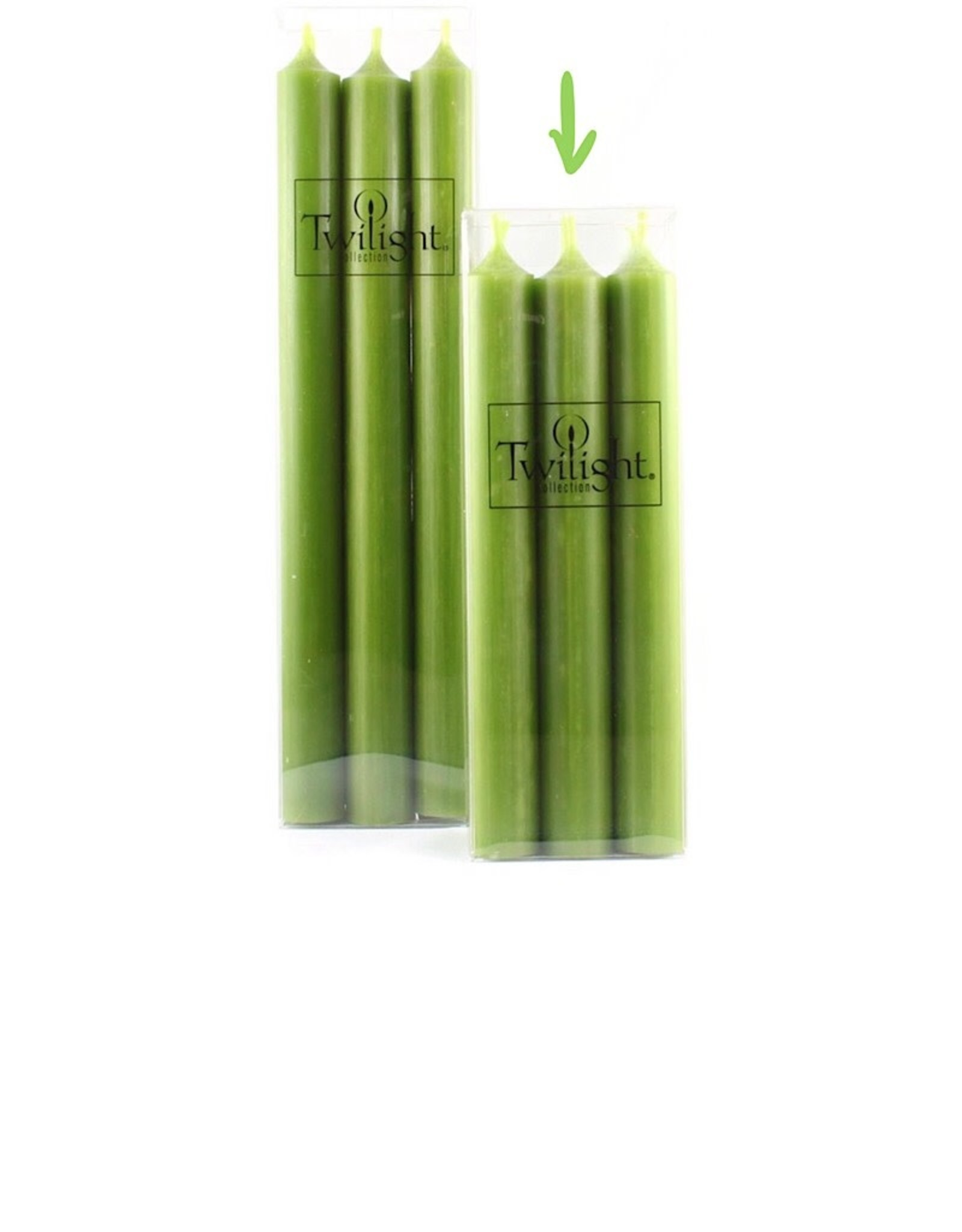 """Twilight 7"""" candle - 6 pack"""