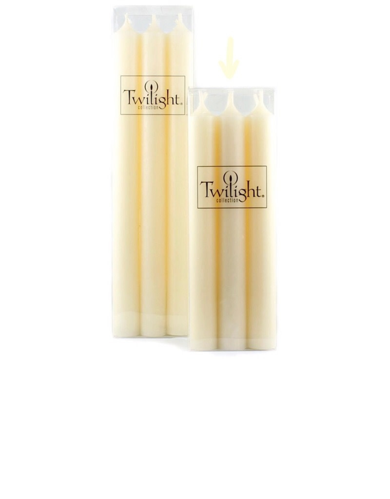 """Twilight 7"""" candle - 6 pack CLICK FOR MORE"""