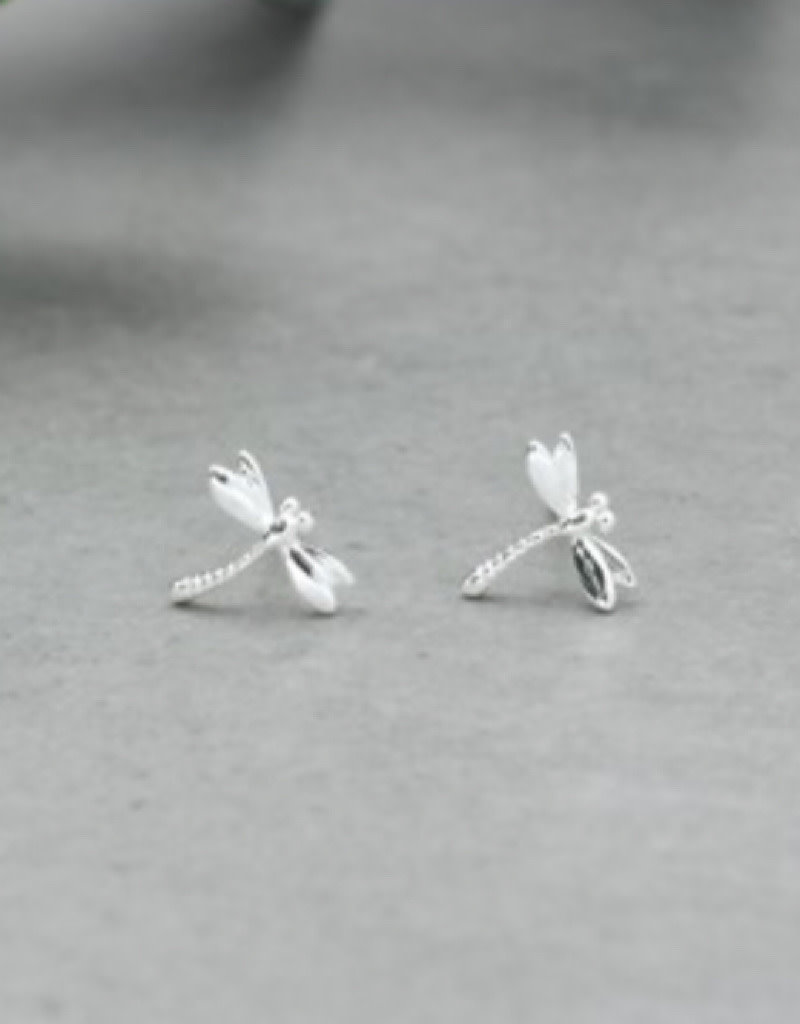 Glee Dragonfly Stud