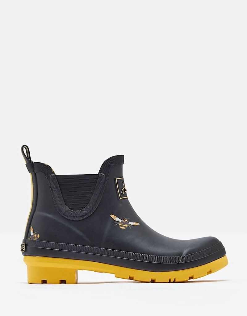 Joules Joules Fall 2019 Wellibob Black Bees
