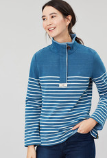 Joules Saunton Saltwash Stripe Classic Sweatshirt Spring 2020