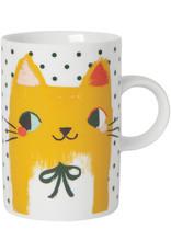 Now Designs 7002051 Tall Mug Meow Meow