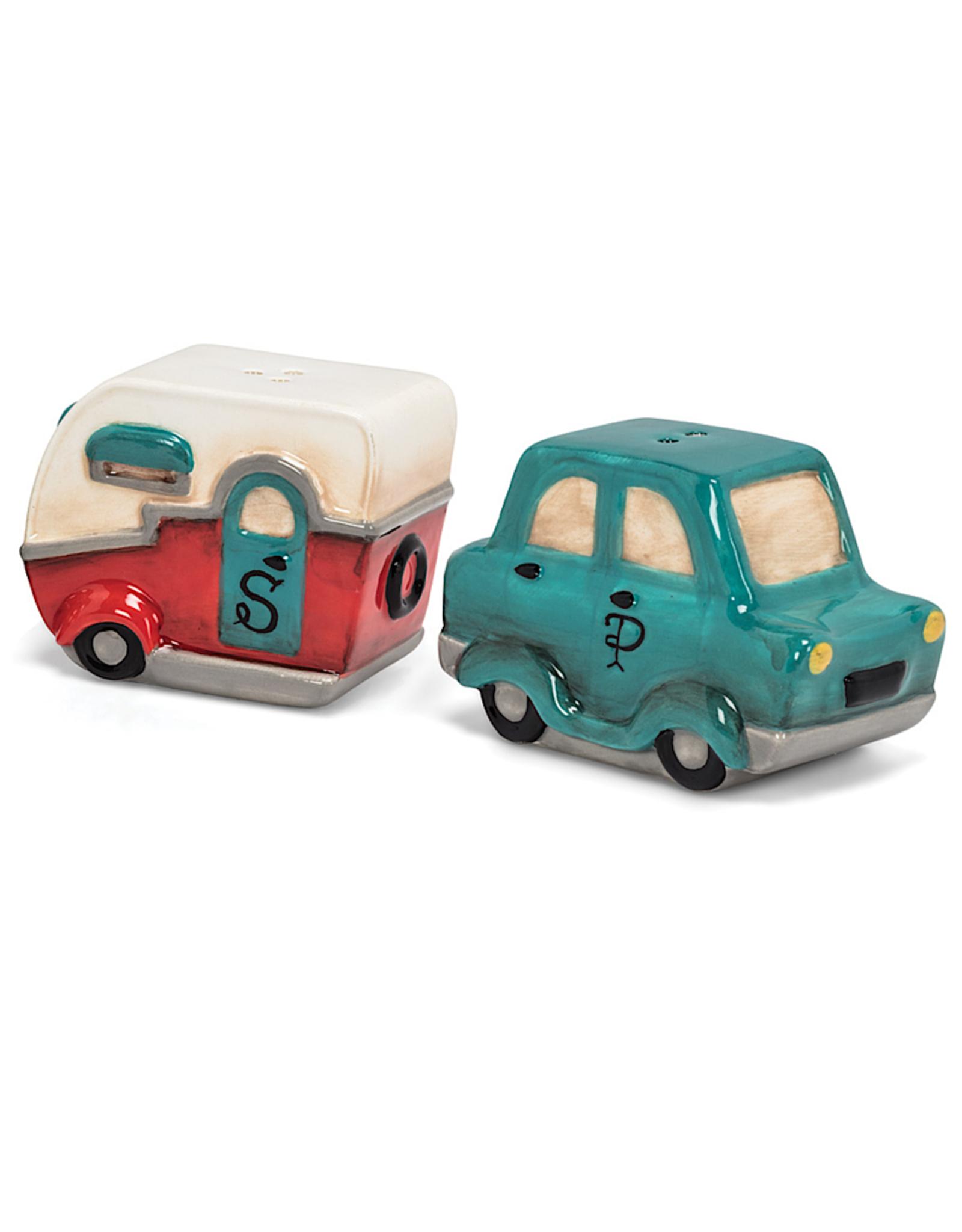 Car & Camper Salt & Pepper Shaker