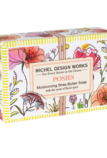 Posies Boxed Soap 4.5 Oz