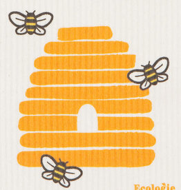 Now Designs 2000071 Swedish Dishcloth Bees