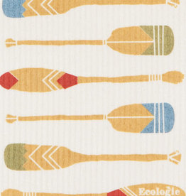 Now Designs Lake Life Swedish Dishcloth