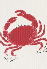 Now Designs Crab Swedish Dishcloth