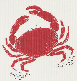 Now Designs Crab Swedish Dishcloth