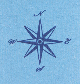 Now Designs Compass Swedish Dishcloth