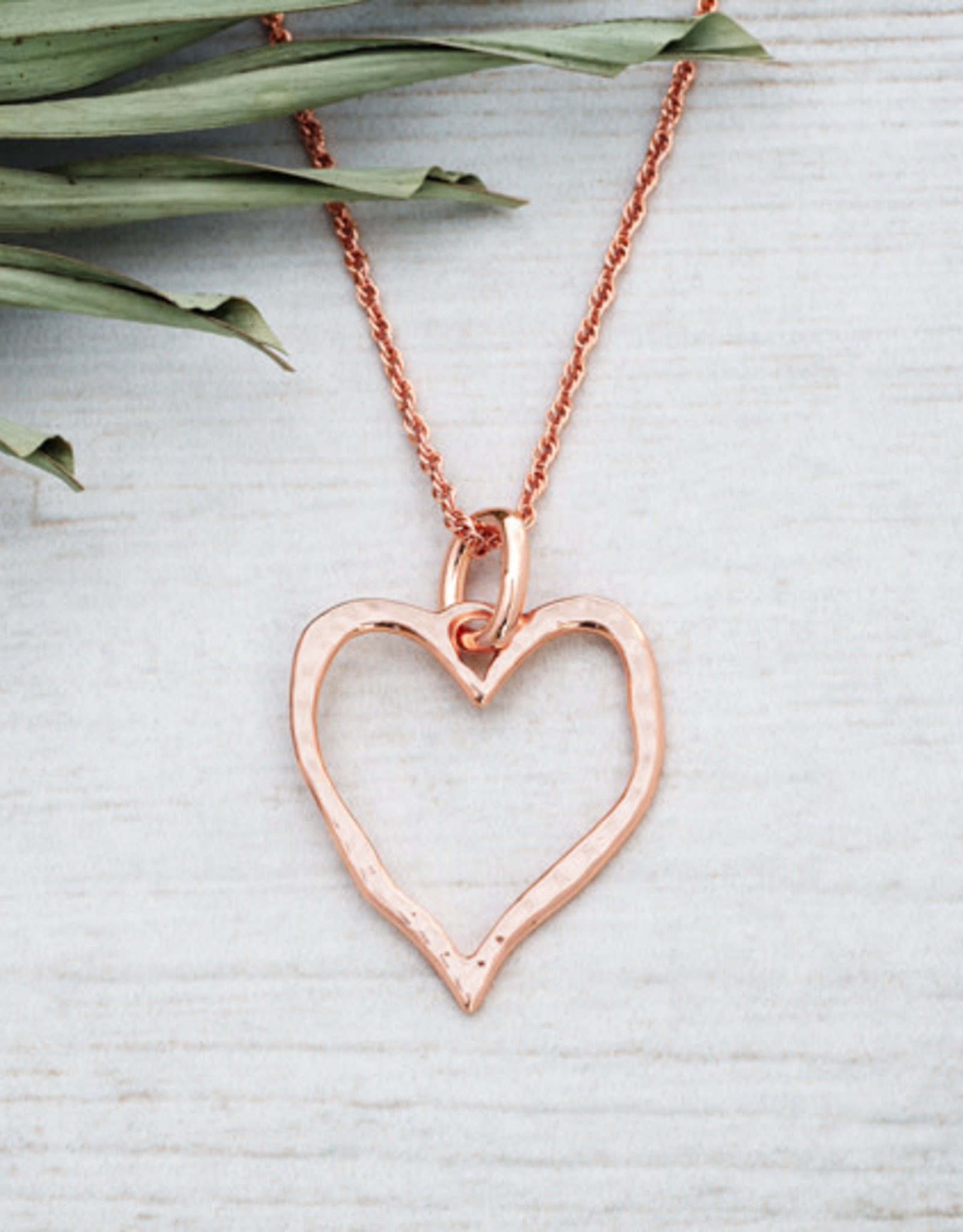 Glee Giving Heart Necklace