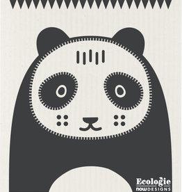 Now Designs Swedish Dishcloth Poppy Panda Ecologie