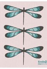 Now Designs Swedish Dishcloth Dragonfly Ecologie