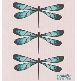 Now Designs Swedish Dishcloth Dragonfly Ecologie