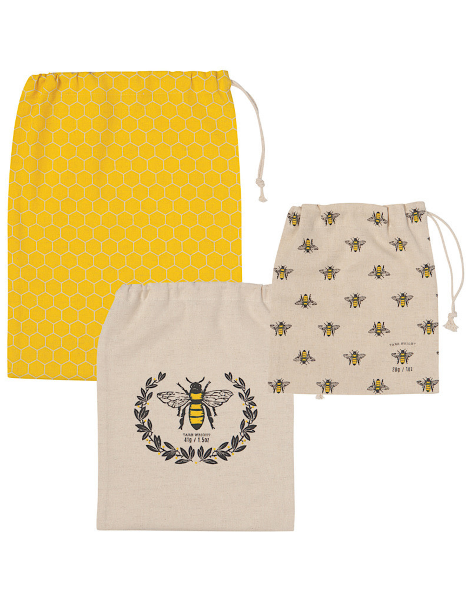 Produce Bag Set/3 Busy Bee