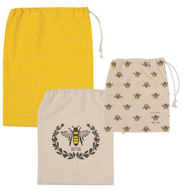 Produce Bag Set/3 Busy Bee