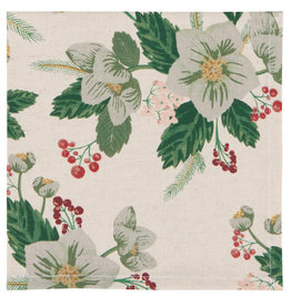 "Table runner WInterblossom Print 13""x72"""