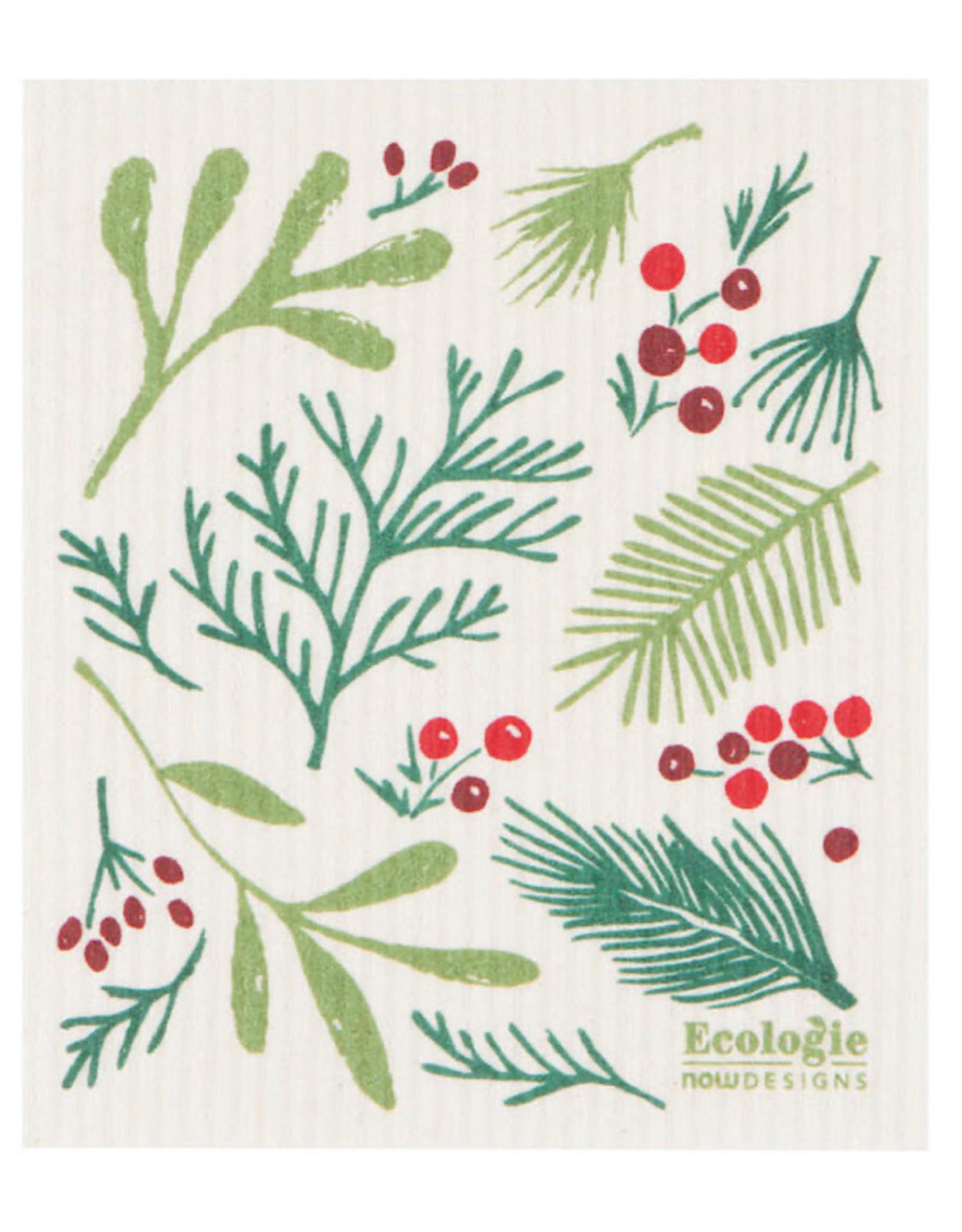 Now Designs Swedish Dishcloth Seasonal