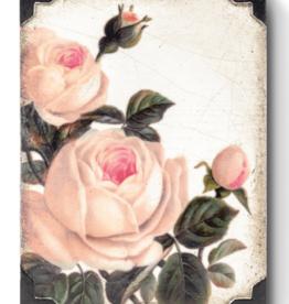 Sid Dickens T-464 Gentle Rose Memory Block