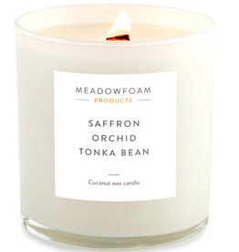 Meadowfoam 13.5oz Candle WOOD Wick