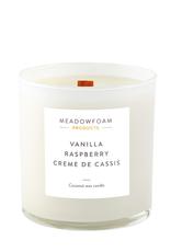 Meadowfoam 13.5oz Candle WOOD Wick