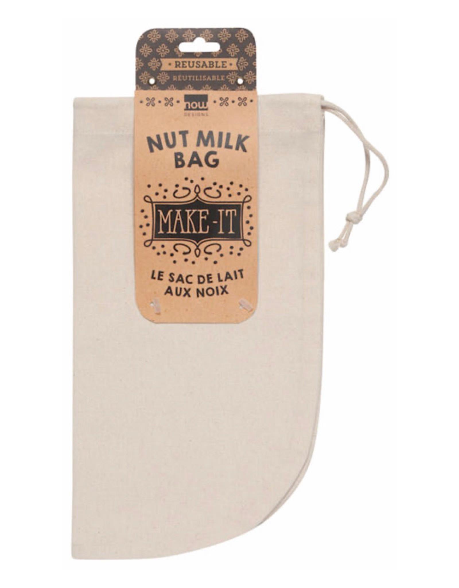 Now Designs 2054001 Nut Milk Bag