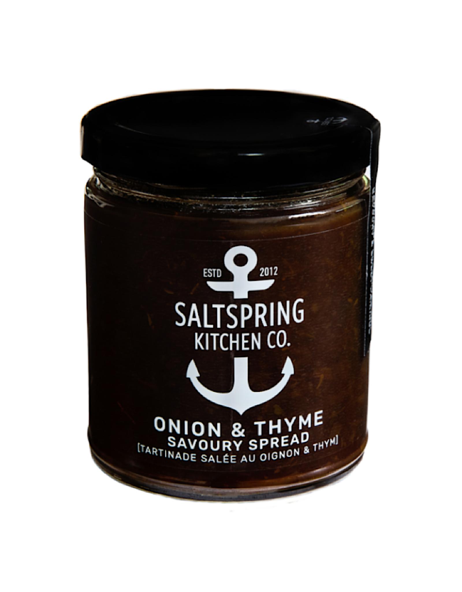 Salt Spring Kitchen