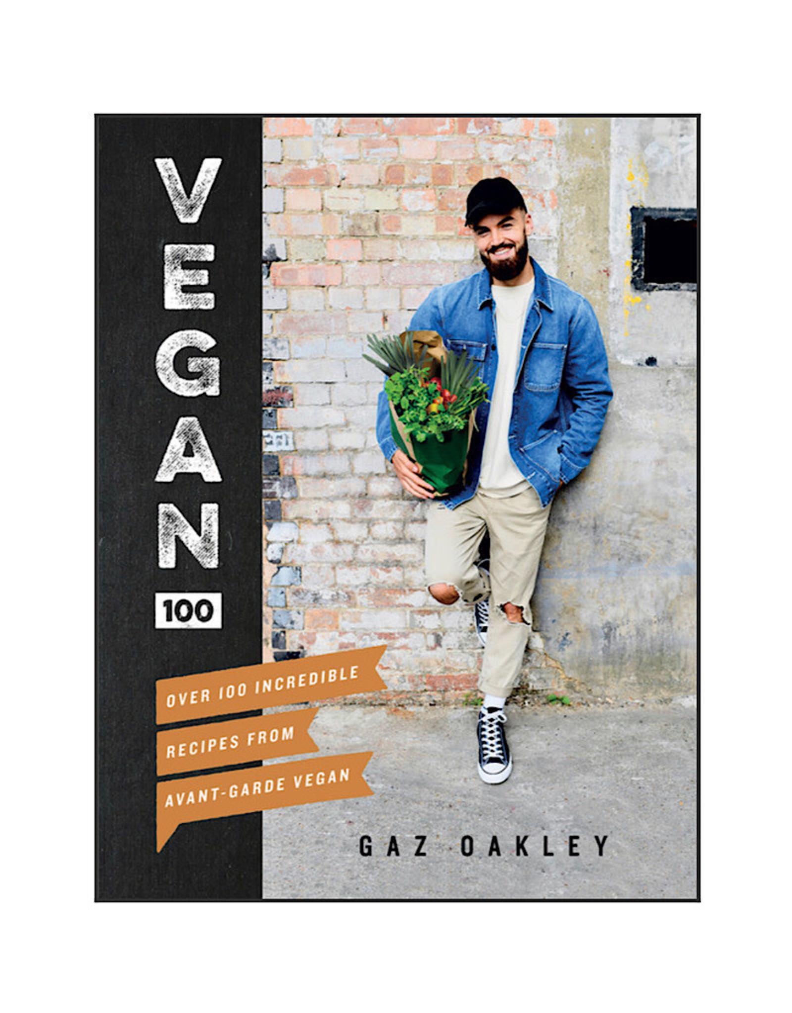 Vegan 100 Cookbook
