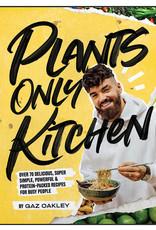 Plants only kitchen Bookbook