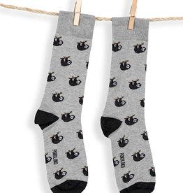 Pima Socks Sloth