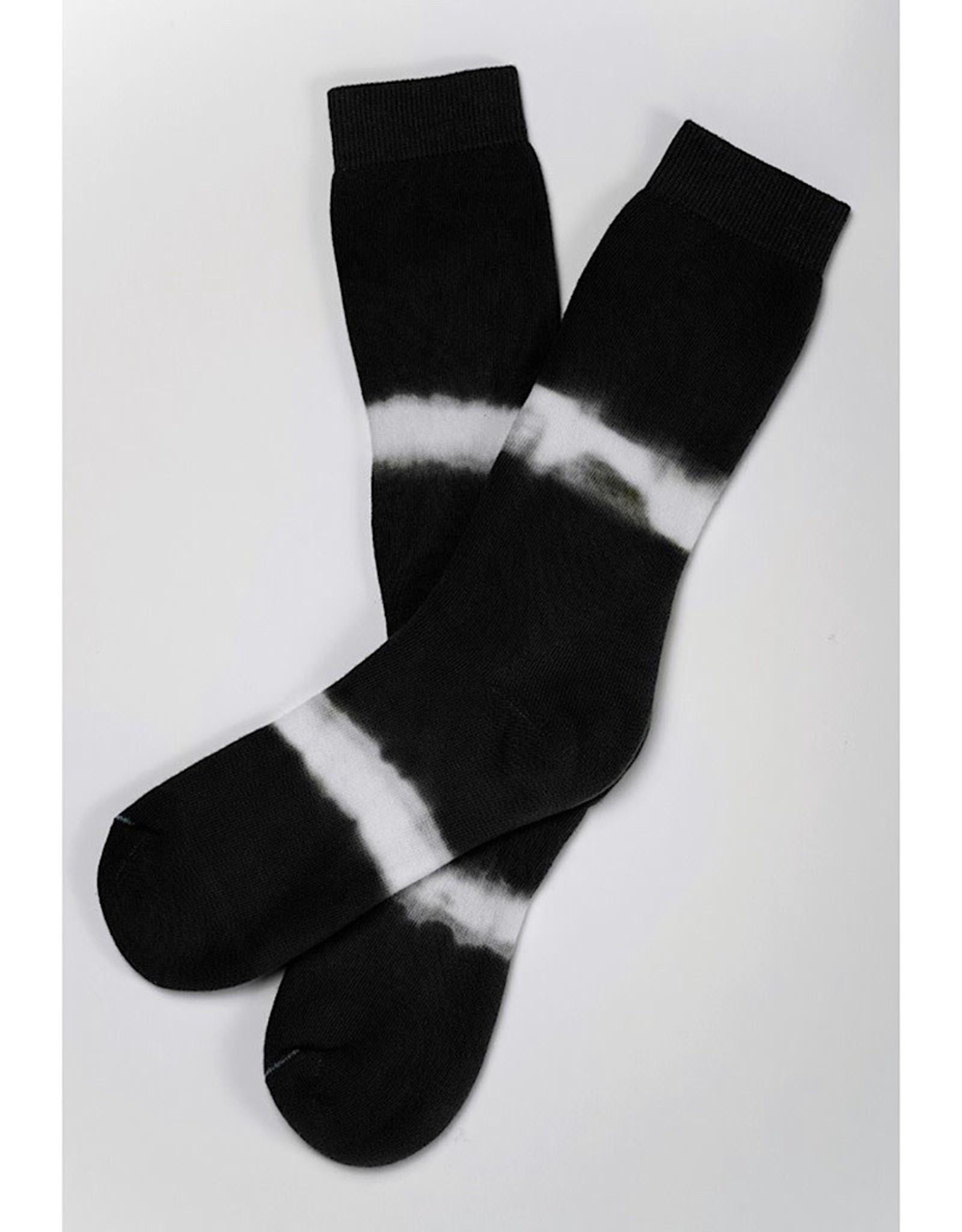Pima Socks Terry Tie Dye