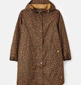 Joules Weybridge Tan Leopard