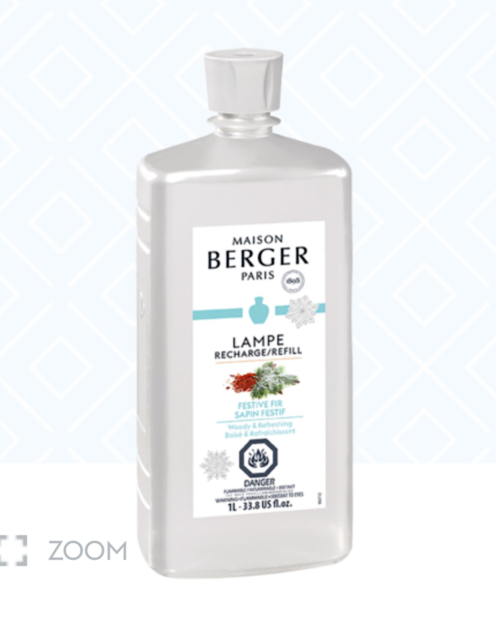 Lampe Berger 1 litre Festive Fir